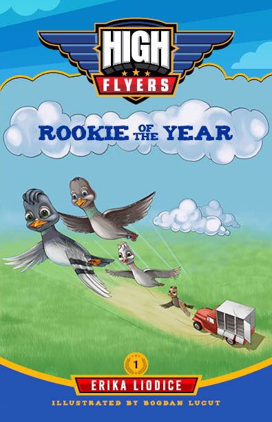 High Flyers - Rookie of the Year Cover