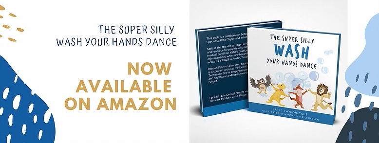 Super Silly Wash Your Hands Dance by Katie Taylor Now Available on Amazon - Buy the Book
